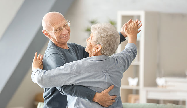 Helping the aging move better: Gait and mobility